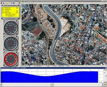 GPS TrackMaker full screenshot